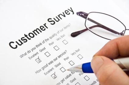 customer survey 1 - 5 Sai lầm khi nghiên cứu thị trường rất hay gặp phải